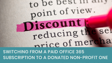 Office 365: 3 of the most useful apps for small charities