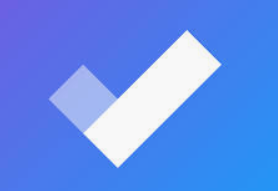 To Do icon - blue background with a white tick