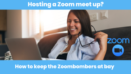 top tips for using zoom